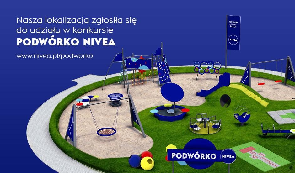 Bierzemy udział w konkursie Podwórko NIVEA