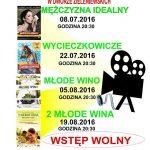 Plenerowe kino letnie w Dworze Zieleniewskich 4