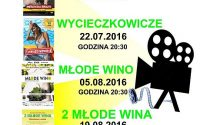 Plenerowe kino letnie w Dworze Zieleniewskich 1