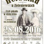 Herbatka u Zieleniewskich czyli piknik w stylu retro 4