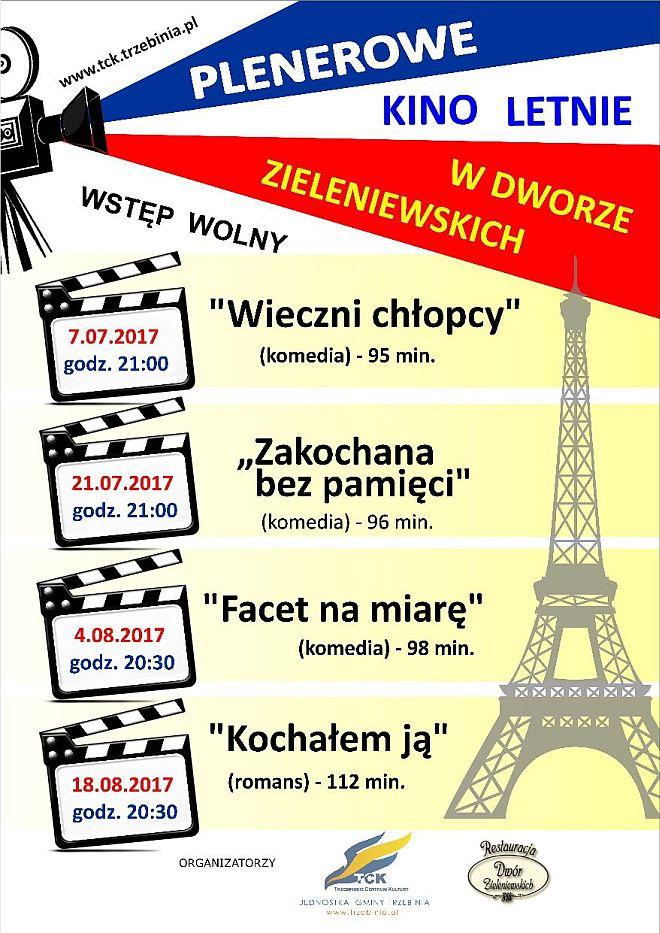 Plenerowe kino letnie 2017 3