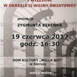 """Prelekcja """"Osoby represjonowane i więzione w okresie II wojny światowej"""" 9"""