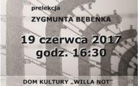 """Prelekcja """"Osoby represjonowane i więzione w okresie II wojny światowej"""" 2"""